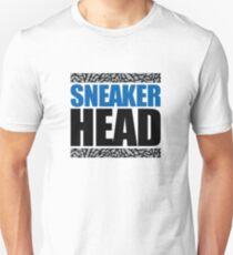 Sneakerhead - Sports Blue Cement Unisex T-Shirt
