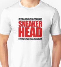 Sneakerhead - Fire Red Cement Unisex T-Shirt
