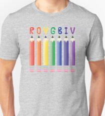 ROYGBIV Unisex T-Shirt