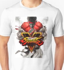 street fighter 5 T-Shirt