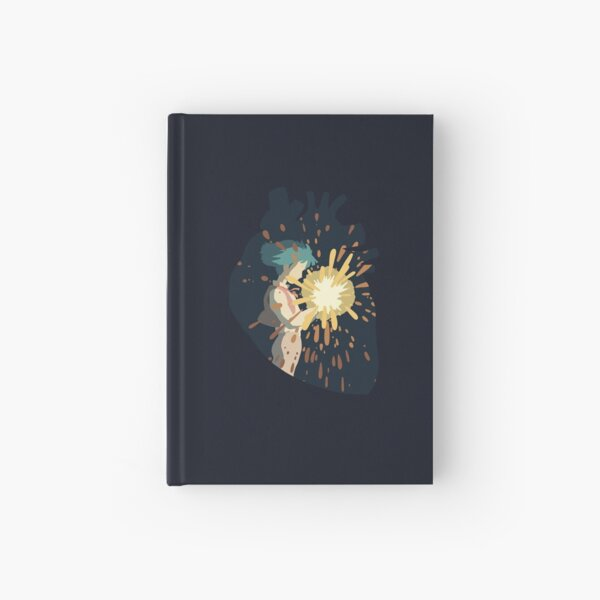 A Hearts a Heavy Burden  Hardcover Journal