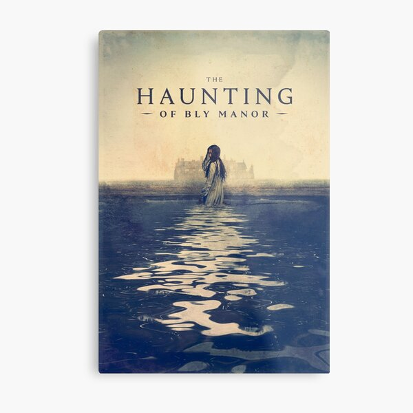 THE HAUNTING OF BLY MANOR netflix horror serie Metal Print