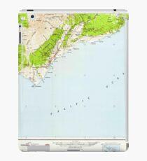 USGS TOPO Map Hawaii HI Hawaii South 349923 1959 250000 iPad Case/Skin