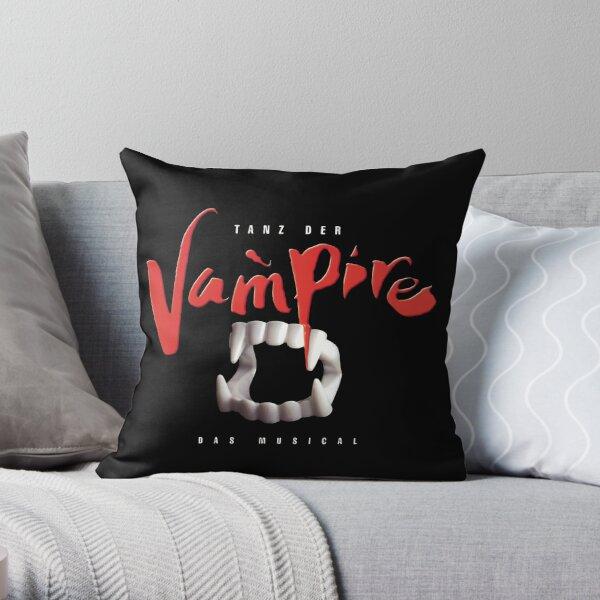 Tanz der Vampire Throw Pillow