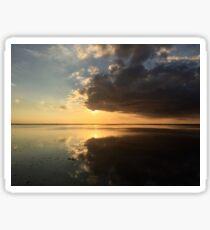Camargue Sunset Sticker