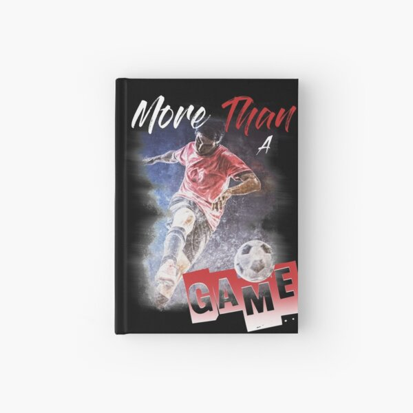 World Cup Soccer Champion - For the Life Long Fan Hardcover Journal