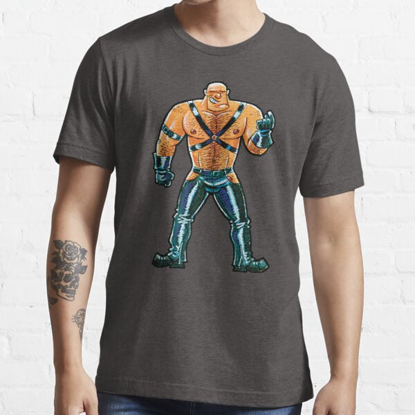 Leather Daddy Essential T-Shirt