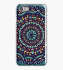 Ethnic mandala iPhone Case/Skin