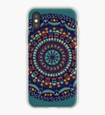 Ethnic mandala iPhone Case