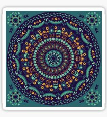 Ethnic mandala Sticker