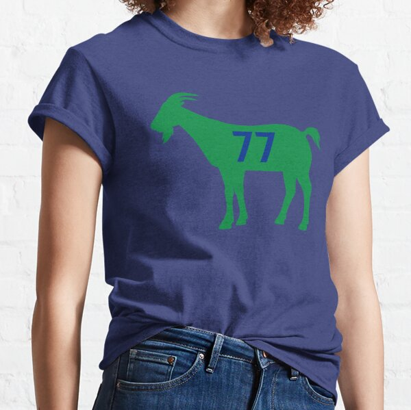 DAL GOAT - 77 - royal Classic T-Shirt