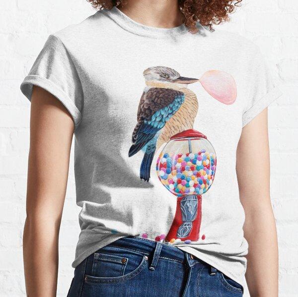 Bird gumball machine Kookaburra Classic T-Shirt