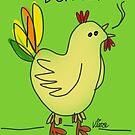 Opera Chicken by KizzySlugs