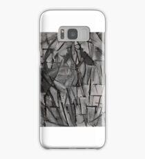PIET MONDRIAN - EUCALYPTUS Samsung Galaxy Case/Skin