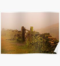 Dry Stone Poster