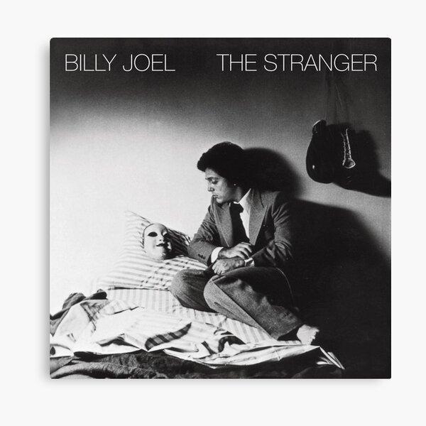Album The Stranger Billy Joel Music Canvas Print