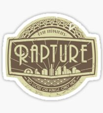 Rapture Sticker
