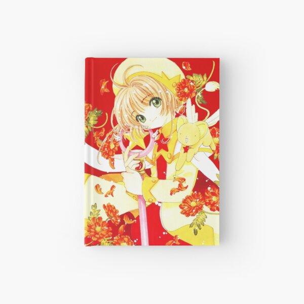 Sakura vs. Eriol Hardcover Journal
