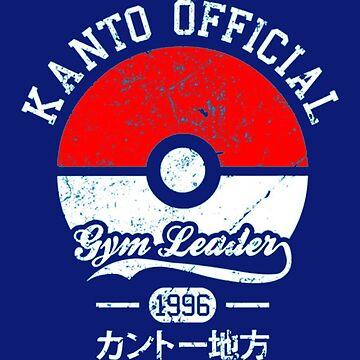 Kanto Official by katarsi