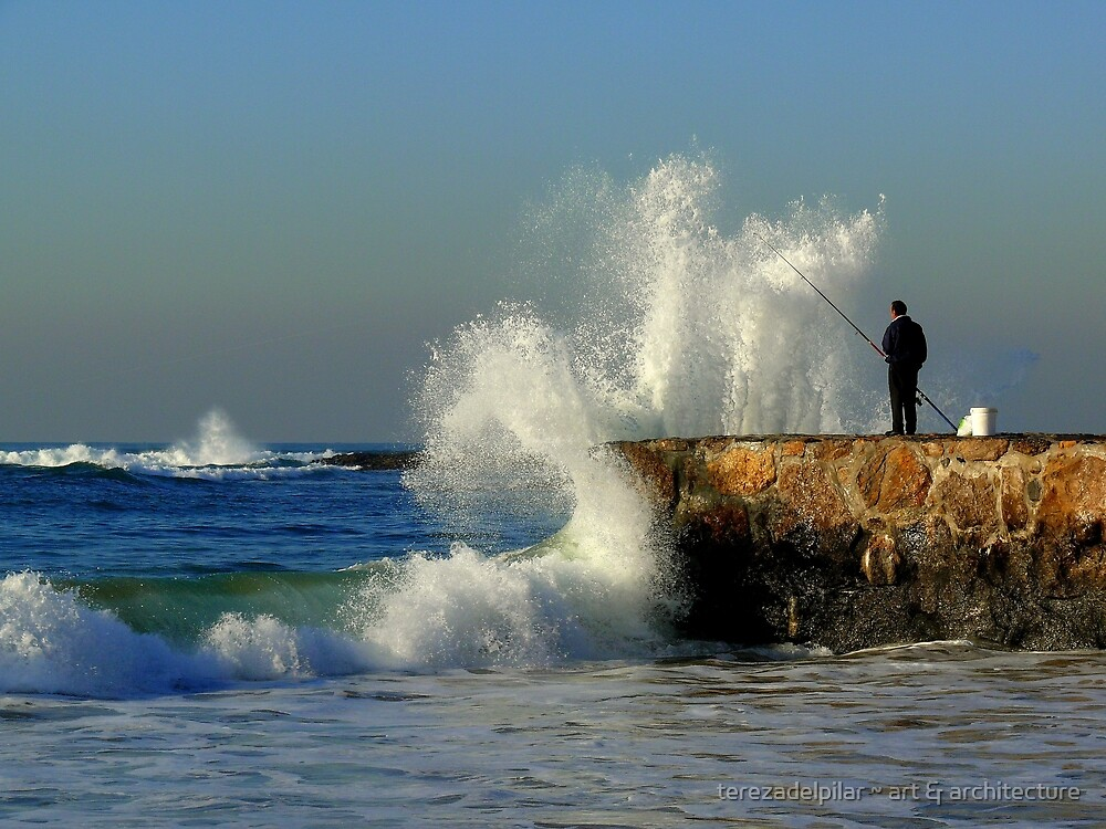 Fisherman by terezadelpilar ~ art & architecture