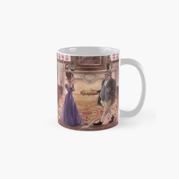 Lord Silverton and Grace Classic Mug