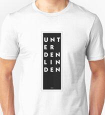 Unter den Linden - Berlin T-Shirt
