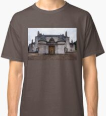 Leith Hall Back Entry - (Huntly, Aberdeenshire, Scotland) Classic T-Shirt