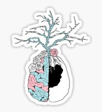 Garden - Halsey Sticker