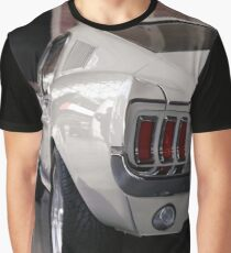 Ford Mustang Fastback V8 Graphic T-Shirt