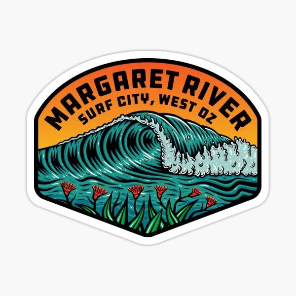 Margaret River  Sticker