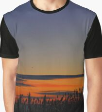 Dawn's Colors | Great River, New York Graphic T-Shirt
