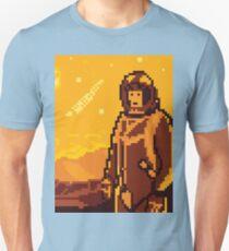 Like Firewatch... but space. Unisex T-Shirt