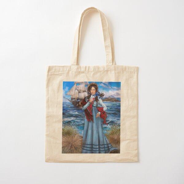 Discerning Grace Cotton Tote Bag