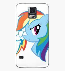 MLP: Rainbow Dash Case/Skin for Samsung Galaxy