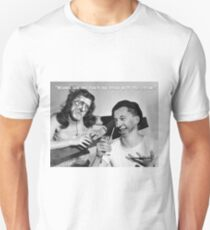 Bill and Bob Unisex T-Shirt
