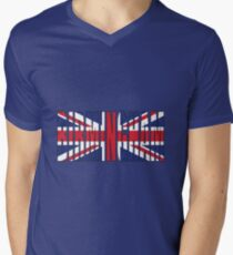 Birmingham. Men's V-Neck T-Shirt