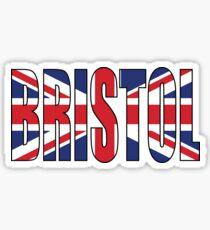 Bristol. Sticker