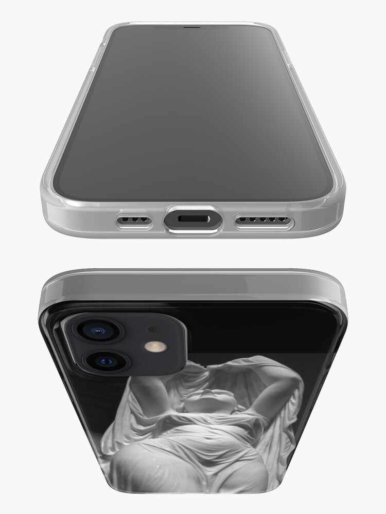Alternate view of Undine Rising from the Waters. Chauncey Bradley Ives iPhone Case & Cover