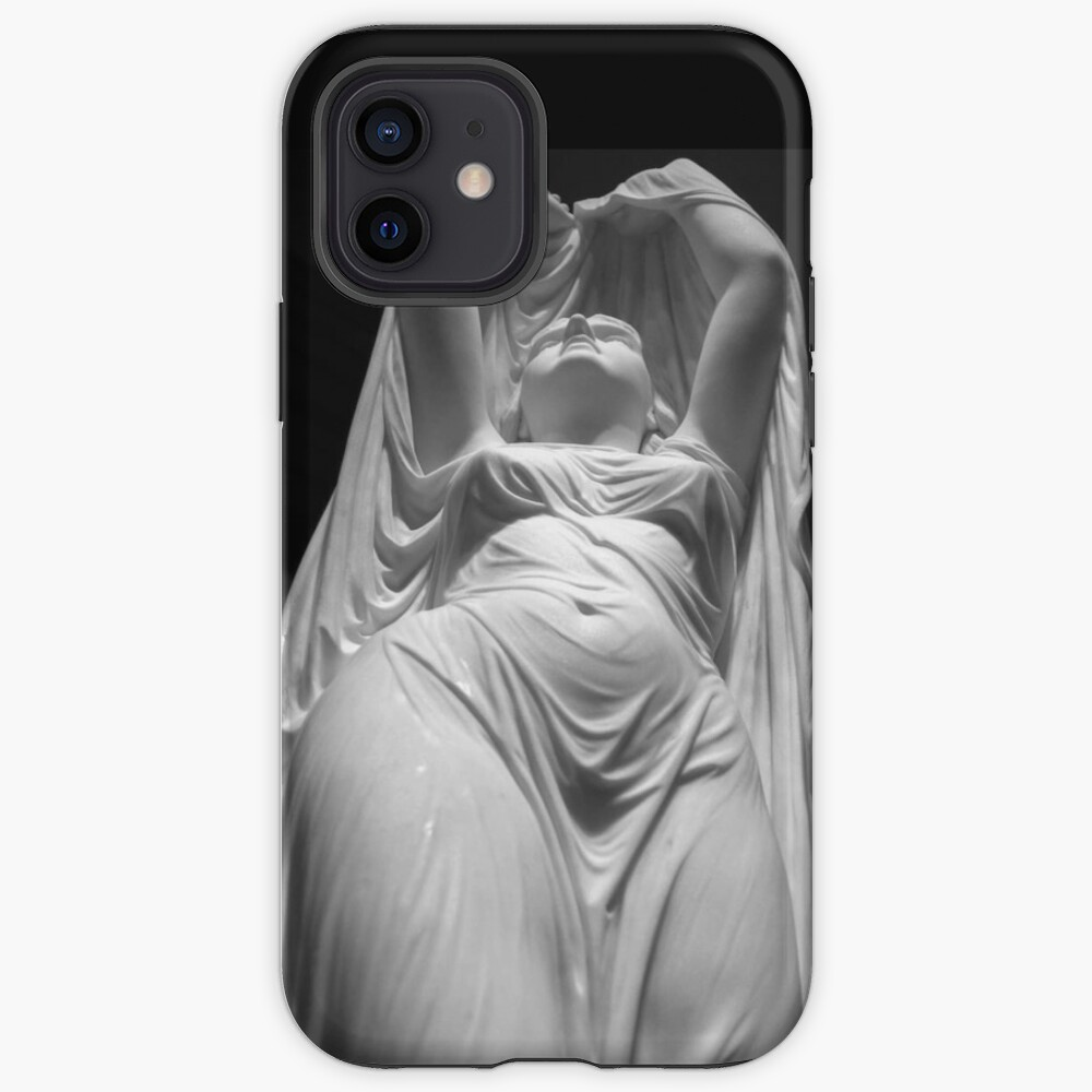 Undine Rising from the Waters. Chauncey Bradley Ives iPhone Case & Cover