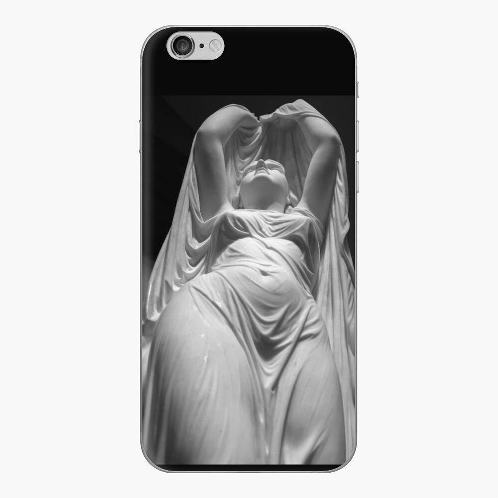 Undine Rising from the Waters. Chauncey Bradley Ives iPhone Skin