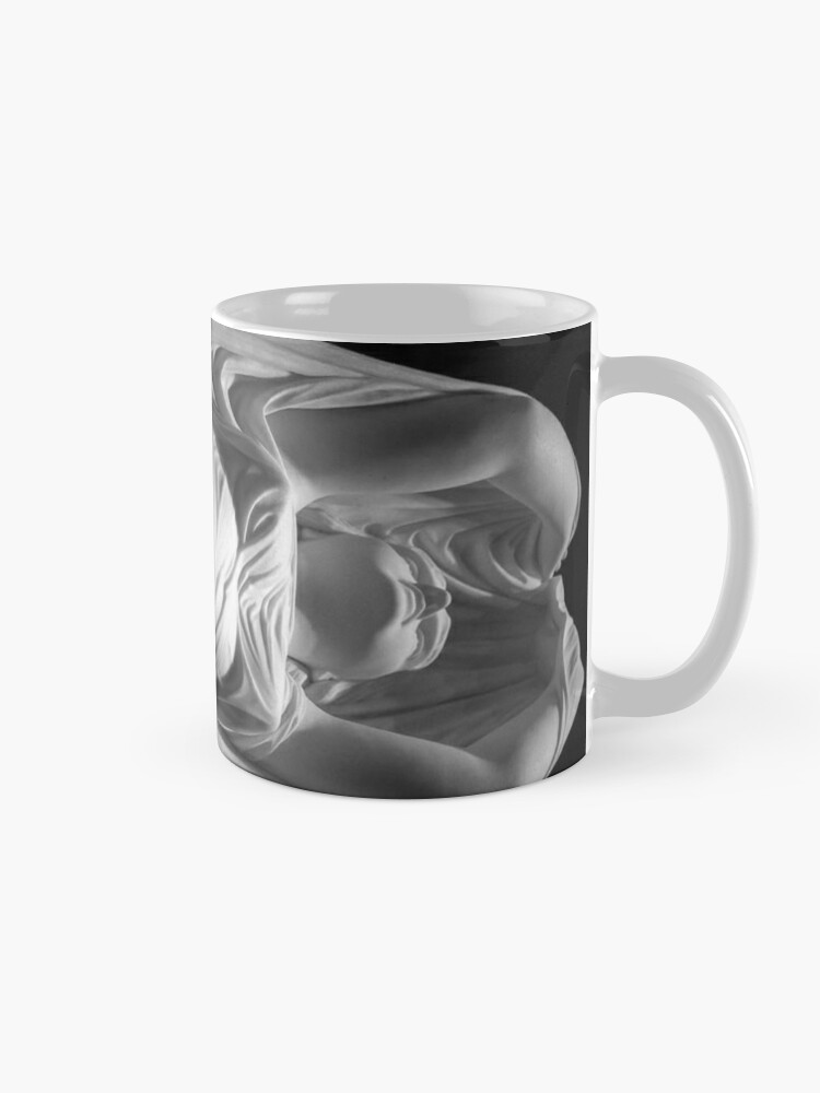 Alternate view of Undine Rising from the Waters. Chauncey Bradley Ives Mug
