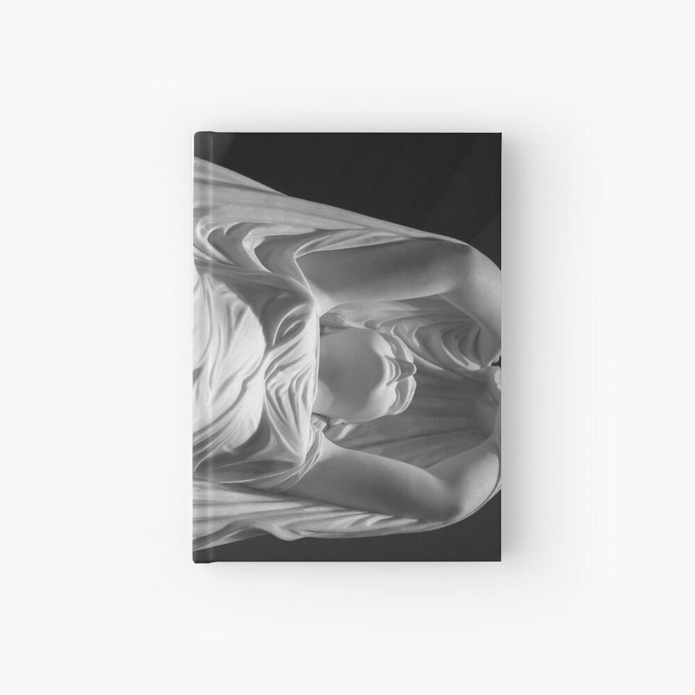 Undine Rising from the Waters. Chauncey Bradley Ives Hardcover Journal
