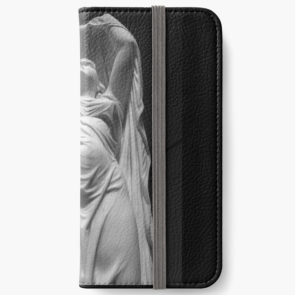 Undine Rising from the Waters. Chauncey Bradley Ives iPhone Wallet