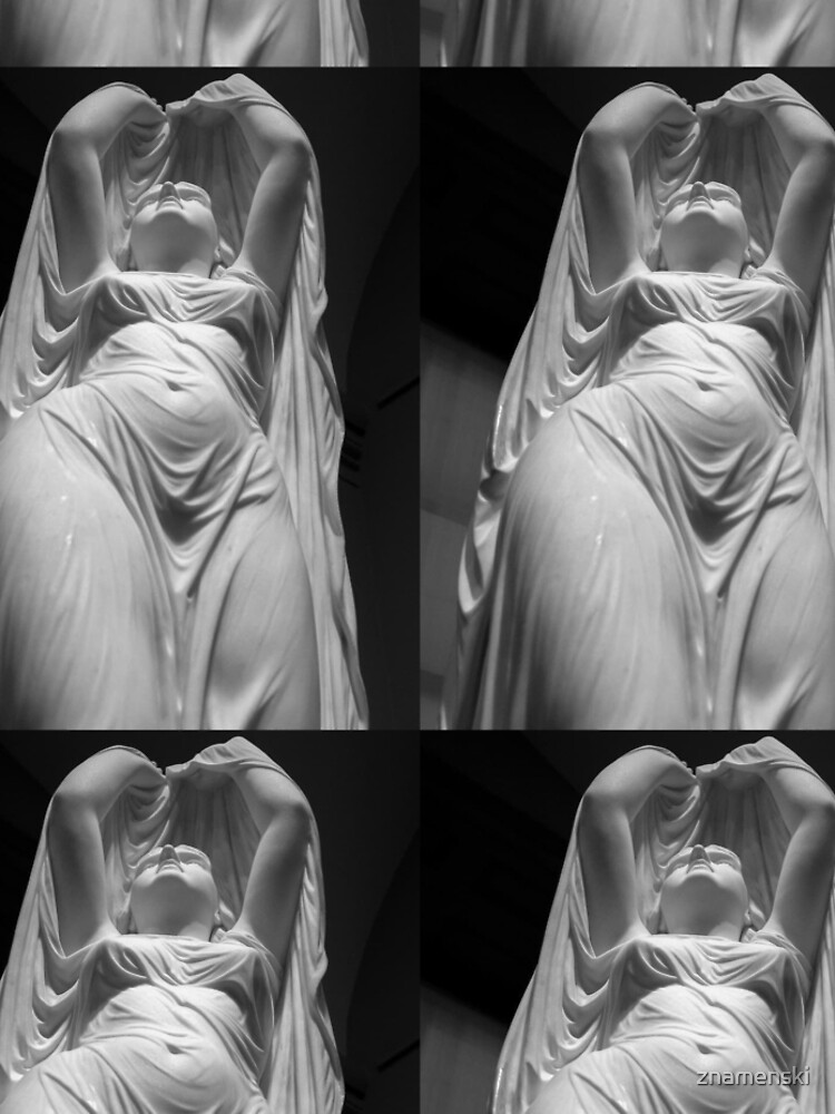 Undine Rising from the Waters. Chauncey Bradley Ives by znamenski