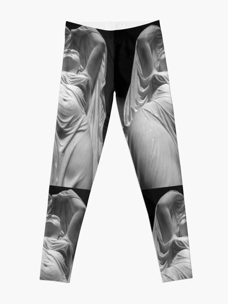 Alternate view of Undine Rising from the Waters. Chauncey Bradley Ives Leggings