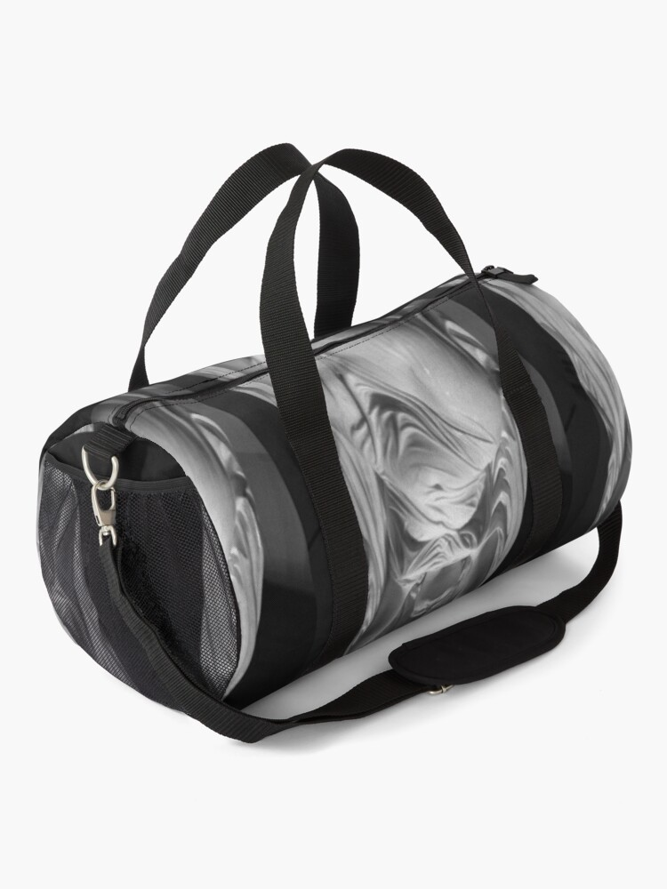 Alternate view of Undine Rising from the Waters. Chauncey Bradley Ives Duffle Bag
