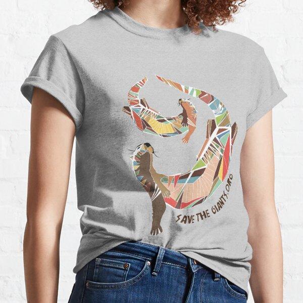 Geometric Otters Classic T-Shirt