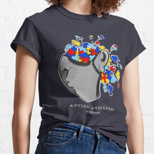 AUTISM AWARENESS 2020-2021 Classic T-Shirt
