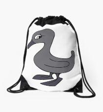 Ugly Duckling Drawstring Bag