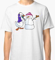 Winter Swan Classic T-Shirt